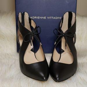 Adrienne Vittadini Nigel Leather Heels